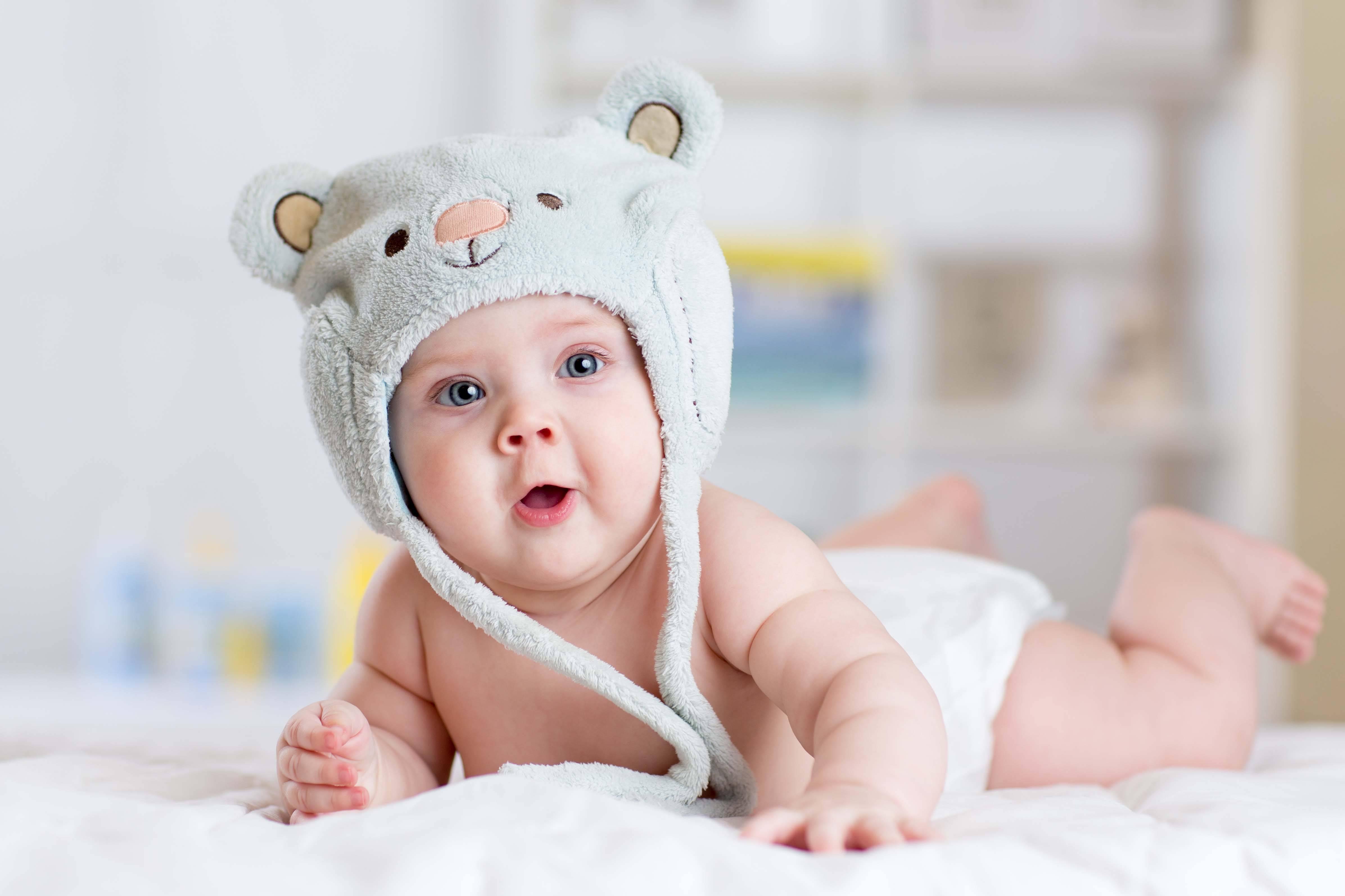 Пятимесячный ребенок