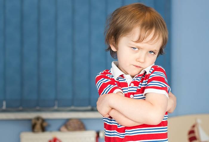Ребенок со сложным характером