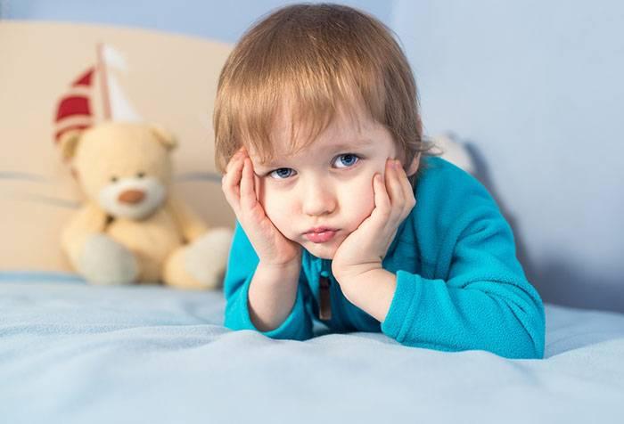 Двухлетний ребенок не разговаривает