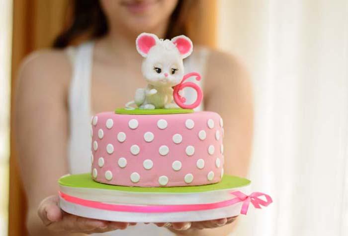 Торт ребенку на шестилетие