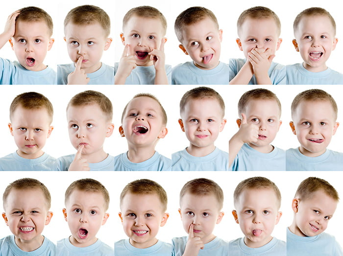 Эмоции ребенка