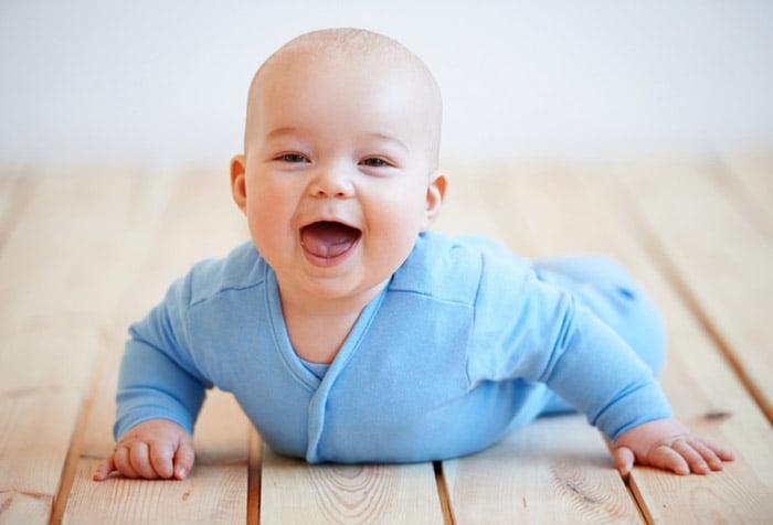 Пятимесячный малыш