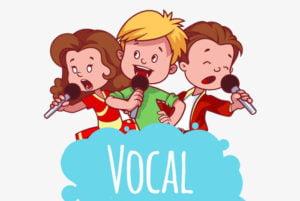 дети поют на английском языке