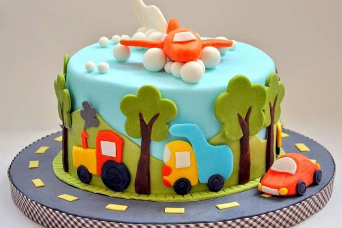 Торт для ребенка