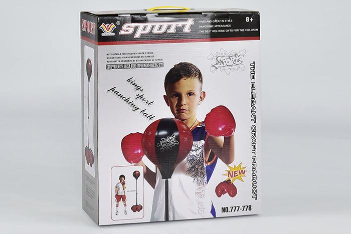Набор боксера для мальчика