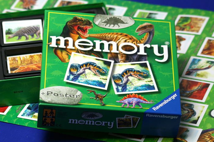 Настольная игра Memory