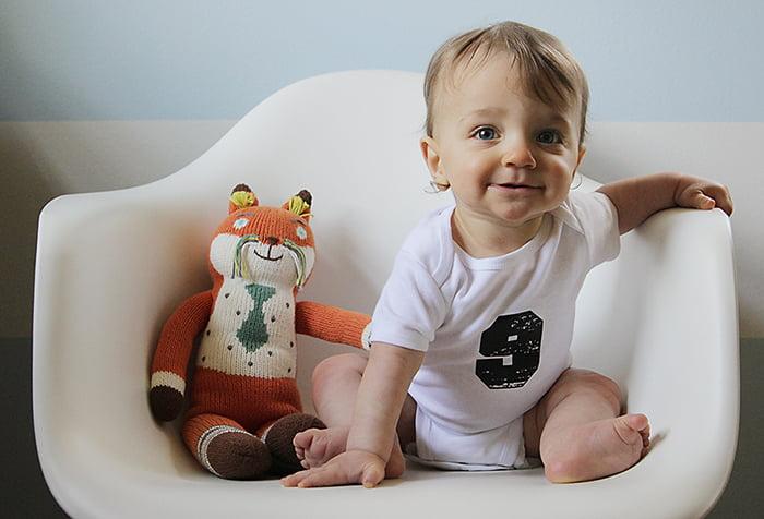Ребенку исполнилось 9 месяцев