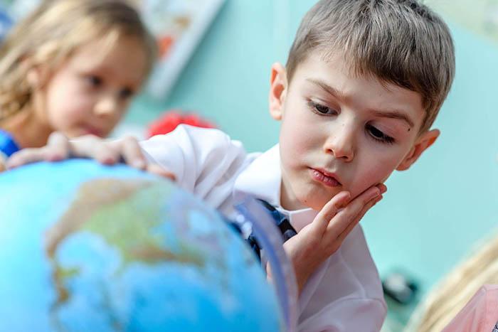 География в начальной школе