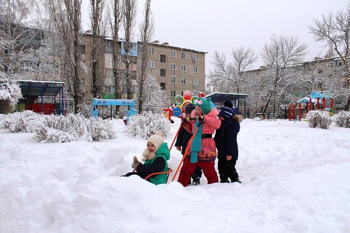 Чем заняться с ребенком на зимних каникулах. Идеи для игр и творчества