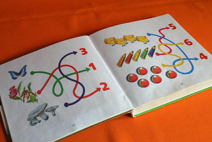 Математические задания для малышей