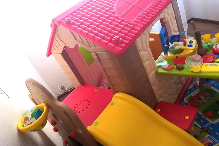 Габаритные игрушки для ребенка