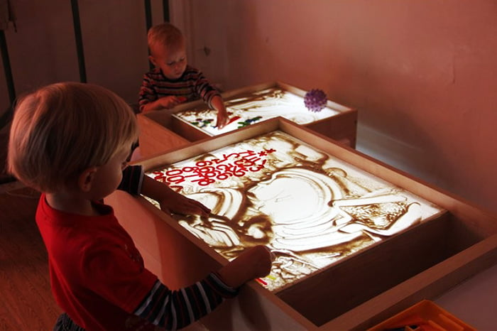 Песочная терапия для дошкольников