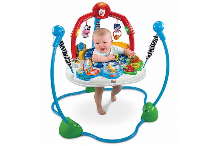 Напольные прыгунки для малышей