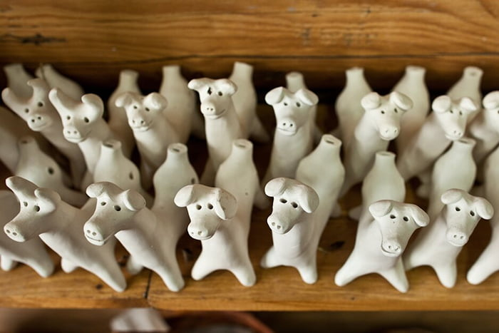 Заготовки для филимоновских игрушек