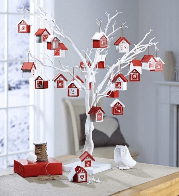 Рожденственский адвент в виде дерева