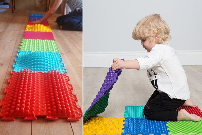 массажные коврики для детей