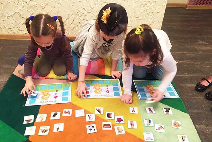Дидактическая игра для детей 6 лет