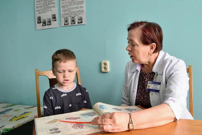 Исправление дефектов речи у ребенка