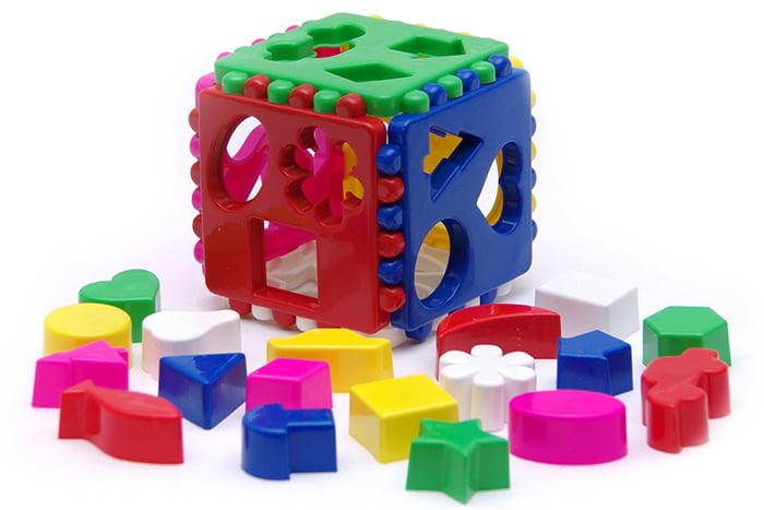 Кубик-сортер