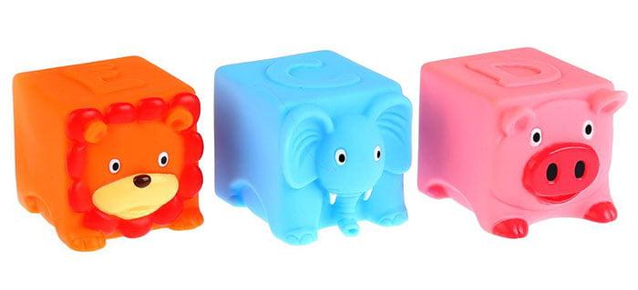 Кубики-непромокашки