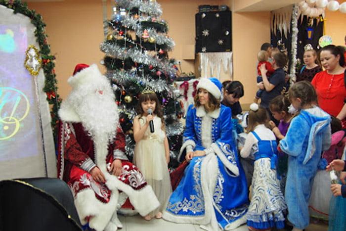 Музыкальный конкурс для детей на Новый год