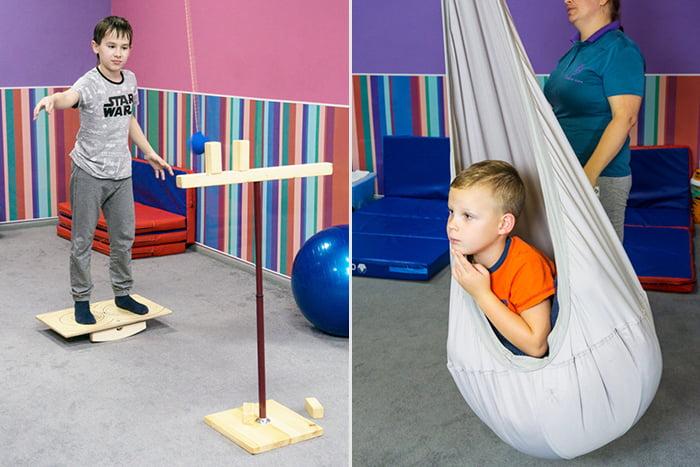Программа стимуляции мозжечка для детей