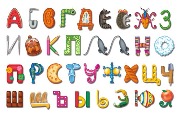 Буквы и графические ассоциации