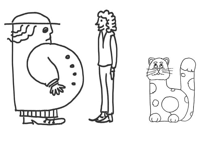 Рисунки-ассоциации с буквой Ы