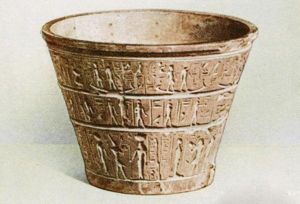 Водяные часы в древности