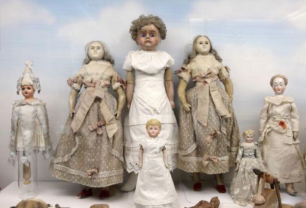 Музей игрушек Чехия