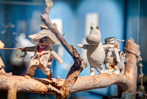 Музей Муми троллей в Финляндии