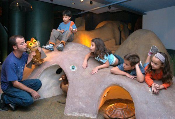 Музей в Холоне Израиль