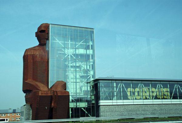 Музей человеческого тела в Нидерланда