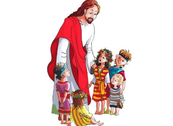 Иллюстрации к библейским сюжетам