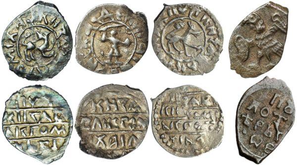 Монеты древней Пруссии