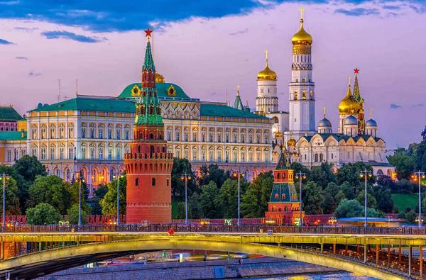 История московского кремля кратко