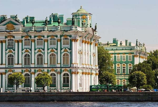 Уникальная архитектура в Санкт-Петербурге