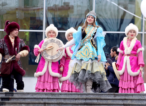 Сказочный Науруз Татарстан