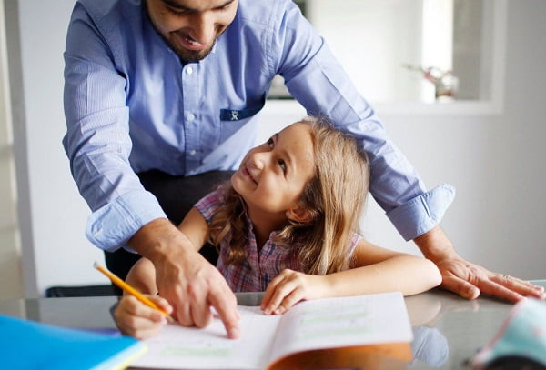 Онлайн занятия для детей