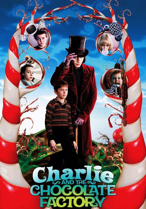«Чарли и шоколадная фабрика», 2005
