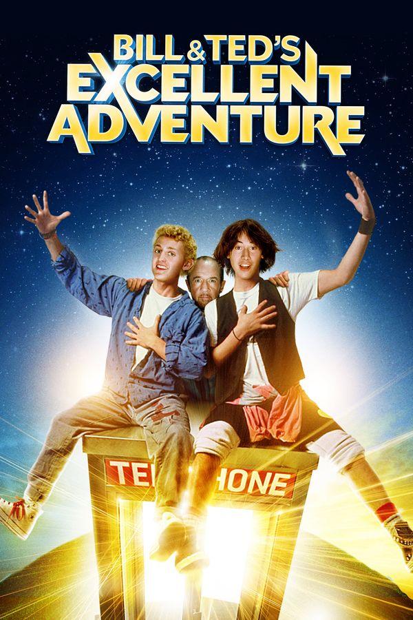 «Невероятные приключения Билла и Теда», 1989