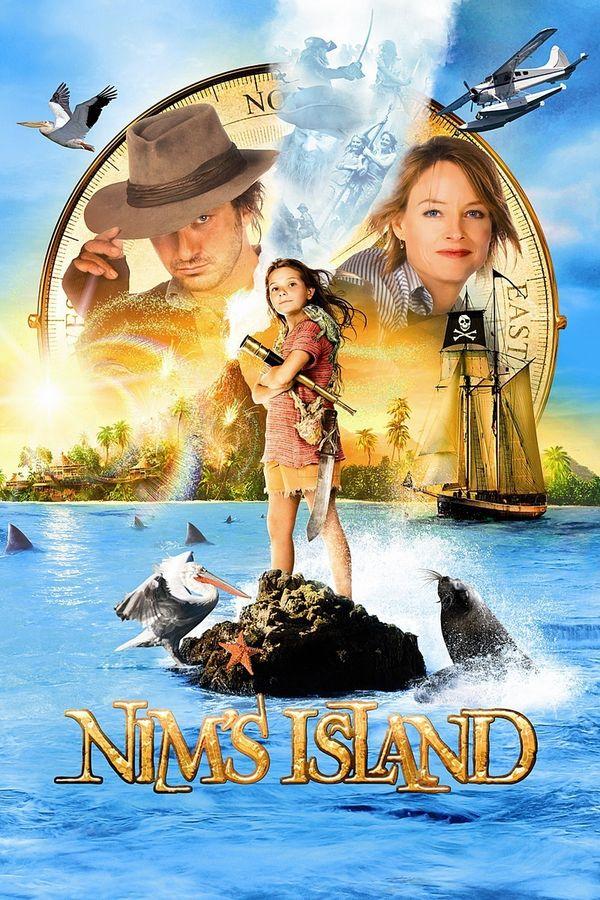 «Остров Ним», 2008
