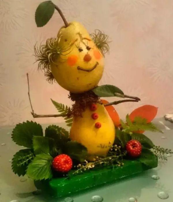 Старичок-фруктовичок
