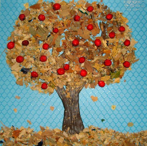 Осеннее дерево 3