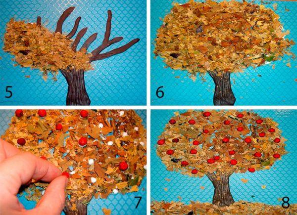 Осеннее дерево 2
