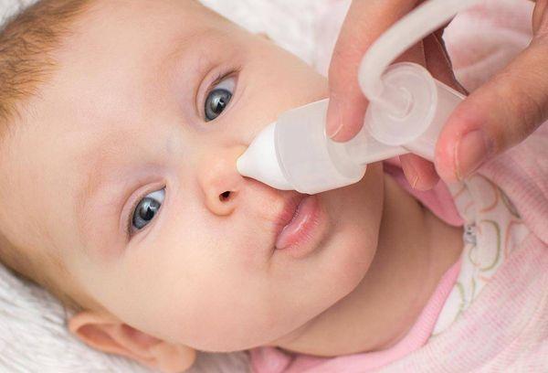 Промывание носовых пазух