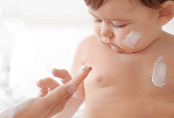 Крема для новорожденного