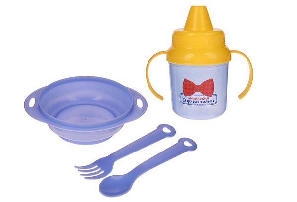 Комплект детской посуды