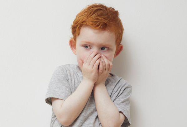 Эмоциональное возбуждение у ребенка
