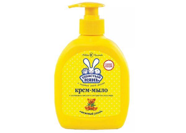 Крем-мыло «Ушастый нянь»
